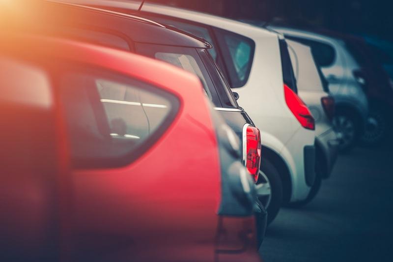 Okos parkolás